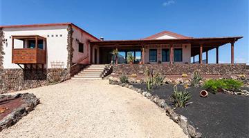 property in El Cotillo