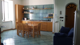 Lounge with kitchen