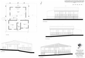 Existing Plan & Elevations