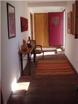 Bedroom Hallway ground floor