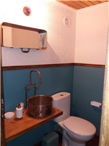 WC on second floor