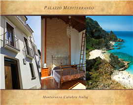 property in Monterosso Calabro