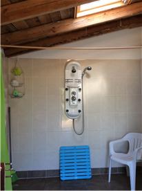 Wet Room.