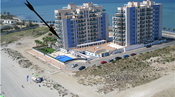 property in La Manga del Mar Menor