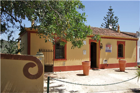 property in Odeleite
