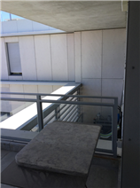 upper floor - suite porch view