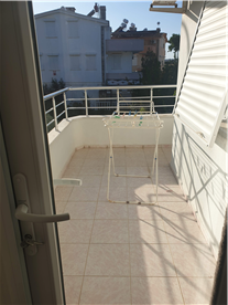First Floor Balcony accessed from Master Bedroom