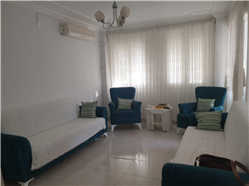Living Room with air conditioners