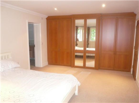 Bedroom 2 with unsuite