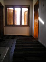 Top of hallway upstairs