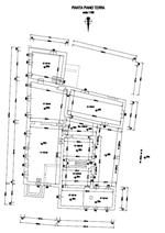 Ground floor as existing