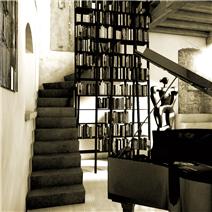 Music room (CGI refurbishment project)