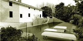 Swimming pool (CGI refurbishment project, subject to planning)