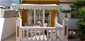 Bedroom 3 with breakfast terrace