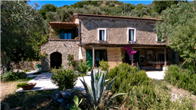 Capalia, main house