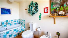Second bathroom upstairs, Capalia