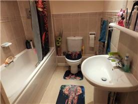 Neat Bathroom & Shower