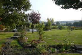pond back property