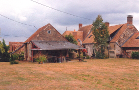 most of the buildings after renovation with left the entrance property