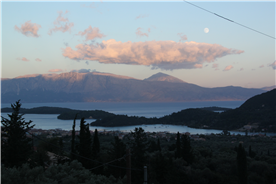 View across the Ionian