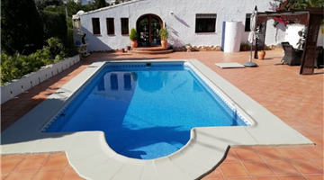 property in San Jaime, Benissa.