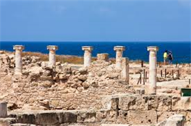 Paphos is rich in history and has some of the most spectacular mosaics in the world.