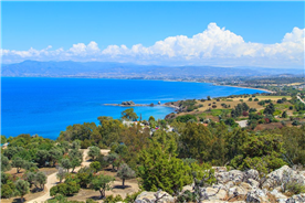 The Akamas Peninsula, 5 miles from the property and the most beautiful, unspoilt area of Cyprus.