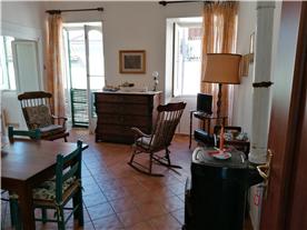 Apt. 1: living/dining room second floor