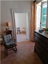 Apt 1 second floor: living/dining room