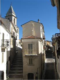 View on the street