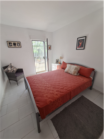 Bedroom 2 - with access to the garden