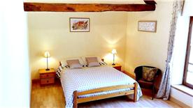 Bedroom 7 in Villa Orchidee