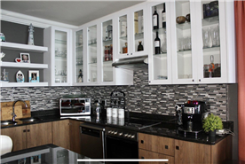 Marble finishes with best quality kitchen fitted.
