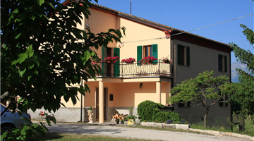 property in Montefalcone