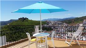 Top apt sun terrace