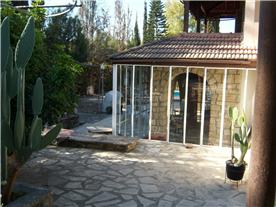 Fl;at 1 conservatory