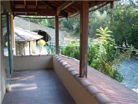 Flat 2 balcony