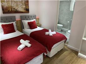 Room 9 bedroom