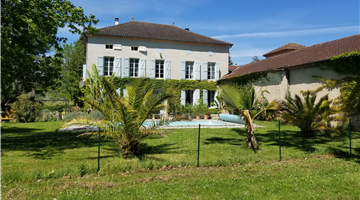 property in Courrensan
