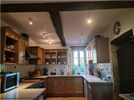 Large Kitchen...and