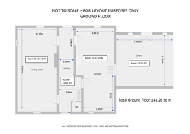 Maison de Maître  Ground floor Plan