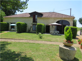 19th Century Barn housing 4 independent gîtes