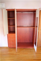 Generous sized cupboard and shelving spaces throughout the entire penthouse
