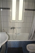 5th floor Master bedroom ensuite (bath, shower and toilet including laundry facilities)