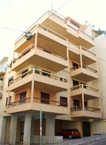 Corner building / Penthouse near the heart of Athens