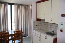 6th floor Studio apartment with views of Lycabbetos from large open verandah