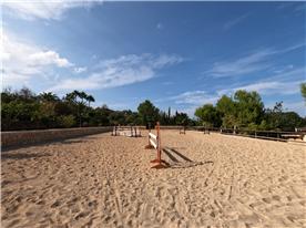 Equestrian Sand School