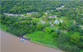 Umtamvuna River - Resort Pier
