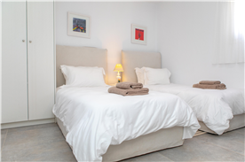 Semi Basement Bedroom