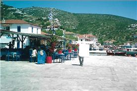 At the village of Aghia Kyriaki